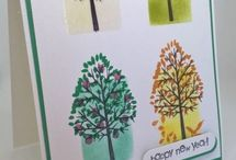 Stampin' Up! Totally Trees / Creative Cards & Projects with the Stampin' Up! Totally Trees stamp set.