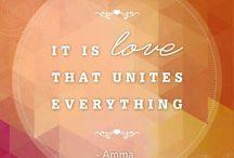 Amma Quotes / Spiritual teachings of Amma, Mata Amritanandamayi Devi