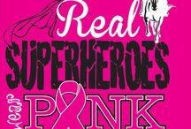 Real Superheroes wear PINK