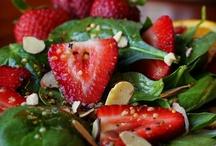 summer salads / by Brenda Stewart
