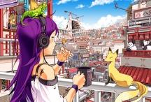 Manga & Anime / by Ryan Alger