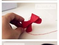 hairaccessories - do it yourself  / #hairaccessories # how to make hairaccessories