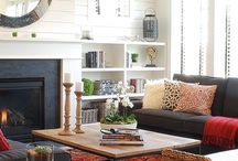 Design: Eclectic family room