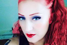 Wamp makeup