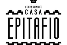 Epitafio / Restaurante Casa Epitafio y Mezcal Epitafio