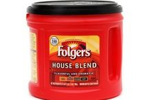 Reusing Folgers Plastic Coffee Cans