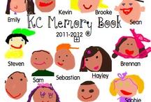 Classroom Memory Book Ideas / by Sue Schueller