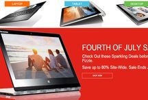 Lenovo Coupon Codes / Lenovo company was started in 1984.Award winning Lenovo is the world's largest PC retailer and fourth leading smartphone company. Lenovo has made its forename in specialization of technologically advanced machines faster than the market due to exceptionally engineered products incorporated with smartphone, tablet, notebook, smart TV, server, workstation or storage to be delivered globally in a secured manner.for more coupons and deals visit: http://www.couponcutcode.com/stores/lenovo/