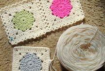 crochet cuadrados / by maria bellani