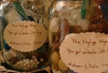 Candy Buffets by The Wedding Hub / by The Wedding Hub
