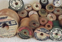 Crafts: Wooden Spools / by Danae Swan