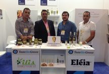 Fancy Food Show 2013, USA