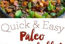 Paleo dinner ideas