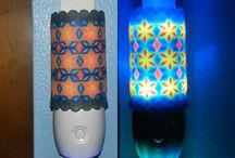 3D Night Lights / 3D Perler Bead Night Lights