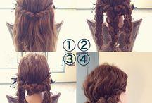 Hair。♥。・゚♡゚・。♥。・