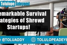 8 Remarkable Survival Strategies of Shrewd #Startups by...