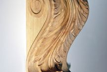 Hand-Carved Wood Corbels & Brackets / Our hand-carved corbels provide a cost-effective way to add period style and personality to a room, window treatment, doorway, or piece of furniture. We often see corbels in kitchens, supporting range hoods and countertops, or flanking each side of a fireplace. Our hand-carved corbels are available in a huge range of sizes, from the smallest dentil detail to the largest entryway statement.