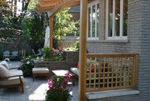 Yard/Deck Projects