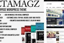 Newspaper multipurpose theme