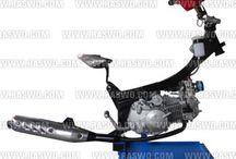 Trainer Sepeda Motor Suzuki Shogun 125 / Trainer Sepeda Motor Suzuki Shogun 125