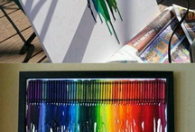 Ideas for Crayons
