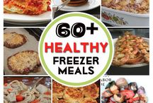 Food: Premade / Make ahead: Crockpot & freezer meals (great for meal exchanges) / by Stephanie Pilato