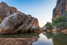 The Kimberley, Western Australia / The Kimberley is an area of 423,517 square kms (163,521 sq mi), which is about three times the size of England or twice the size of Victoria. The Kimberley remains as one of Australia's most remote and spectacular outback experiences. / by Crikey Camper Hire