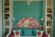 Isabella & Sophie's Room / by Aundrea Clark