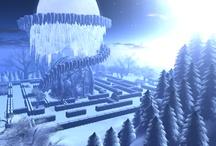 Second Life Winter 2012