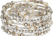 Jewelry and accessories / by Jodi and Lauren McMahon