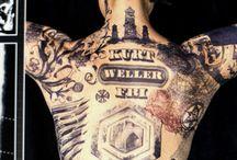 blindspot tattoos