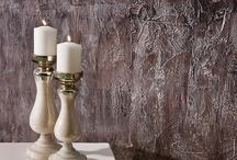 Historic / Rebuild the great walls of time on the walls of your home with these Lady Design #paints. Choose from our range of #stone colours and effects, and look forward to making #homedecor your pillar of strength.