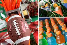 Football party / by Cynthia Bybee