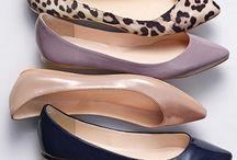 Flats and heels.. / by Janine Mijango