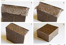 Crafts - Altered Cigar Boxes