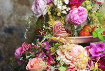 arrangements de fleurs