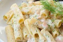 frischkäsesause pasta