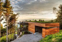 Modern innovative exteriors