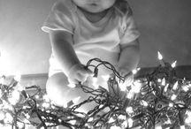 Christmas baby pics