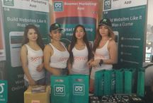 Boomer Marketing was present at the Vape Convention held in Manila, Philippines / 19th March 2016, Philippines: Boomer Marketing was present at the Vape Convention held in Manila, Philippines; Vape is a convention held in Manila annually where new ventures showcase their innovations.