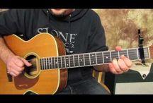 Accoustische gitaar songs
