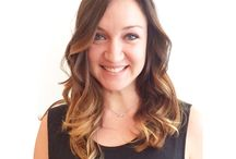 [ hair by yours truly ] / Ashley Brown | Philadelphia | Moko Organic Hair Studio / by Ashley Brown