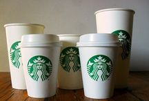 creative starbucks paper cups / creative starbucks paper cups draw by me <3