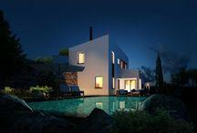 Proyectos de Casas - Architecture / Proyectos de casas por Grupo Construcasa. Servicio de Arquitectura de calidad. Tu vivienda unifamiliar se merece un diseño personal. House's arquitecture.