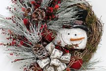 Wreaths and Gift Ideas / Holiday Wreaths, Christmas Decor and Gifts / by Sheila Plyler