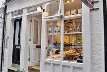 Exterior design for cake shop