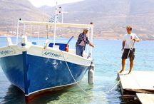 boat tours / boat tours offered at Aegialis Hotel and Spa