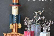 Holiday Decor / by Sheila Scheinost
