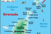 Grenada / A warm and spicy welcome to the 'Spice Isle' of the Caribbean. Known for its nutmeg, rich cultural heritage, endearing locals and eclectic village life, Grenada is one of the most authentic places in the Caribbean.  Visitors can LIVE FUNNER in ways they never thought possible. The island vibe may be slow and relaxing but you'll find boundless activities. Let the All Inclusive Travel Hut introduce you to this beautiful unspoiled Caribbean island that truly has it all. www.TravelHutWendi.com