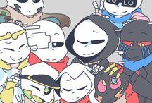 Paper Jam' s Family